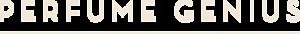 Perfume Genius's Company logo