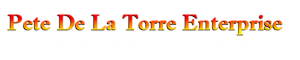 Pete De La Torre Business Hour's Company logo