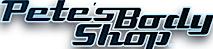 Pete's Body Shop's Company logo