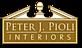 Windowworksstudio2's Competitor - Peter J. Pioli Interiors logo