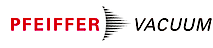 Pfeiffer Vacuum's Company logo