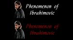 Phenomenon-of-ibrahimovic's Company logo