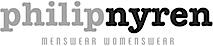 Philip Nyren Menswear & Womenswear's Company logo