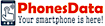 For The Love Of Tech's Competitor - Phonesdata logo