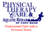 Garden Villa Health Care Center, New Lifestyles Media Solutions's Competitor - Physical Therapy Care And Aquatic Rehab Of Fort Bend logo