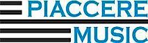Piaccere Music's Company logo