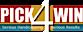 Pick4win Logo