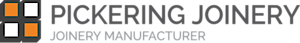 Pickering Joinery's Company logo