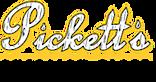 Pickett's Ginger Beer's Company logo