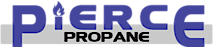 Pierce Propane's Company logo