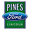 Pines Ford Lincoln Logo