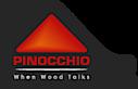 Pinocchio Furniture's Company logo