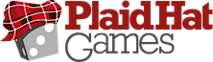 Plaid Hat Games's Company logo