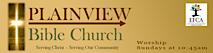 Plainview Bible Church's Company logo