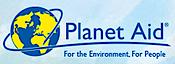 Planet Aid's Company logo