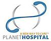 Planet Hospital's Company logo