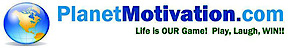 Planet Motivation's Company logo