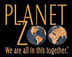 Planet Zoo's Company logo