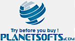 Planetsofts's Company logo