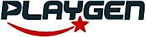 Playgen's Company logo