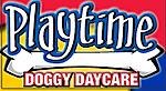 Playtime Doggy Daycare's Company logo