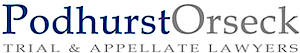 Podhurst Orseck's Company logo