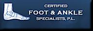 Podiatrist Boca Raton - Certified Foot & Ankle Specialists, P.l's Company logo