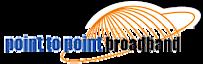 Point to Point Broadband's Company logo