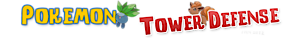 Pokemon Tower Defense 4's Company logo