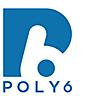 Poly6's Company logo