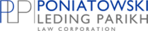 Poniatowski Leding Parikh's Company logo
