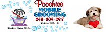 Poochies Mobile Grooming's Company logo