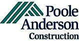 Poole Anderson's Company logo