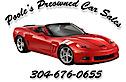 Poole's Preowned Car Sales's Company logo