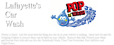 Pop N Wash's Company logo