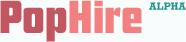 Pophire's Company logo