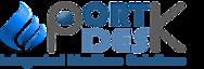 PortDesk's Company logo