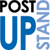Post-Up Stand's Company logo
