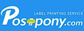 Postpony's Company logo