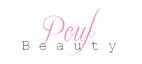 Pouf Beauty's Company logo