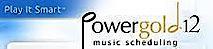 Powergold's Company logo
