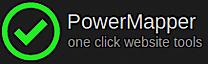 PowerMapper's Company logo