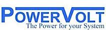 PowerVolt's Company logo