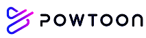 Powtoon's Company logo