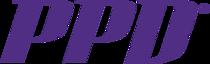 PPD's Company logo