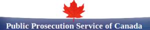 Public Prosecution Service of Canada's Company logo