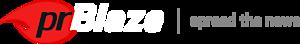 Pr Blaze's Company logo
