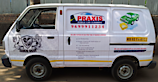 Praxis Mobile Car Cleaning's Company logo