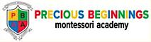 Precious Beginings Montessori Academy's Company logo