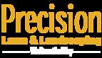 Precision Lawn & Landscaping's Company logo